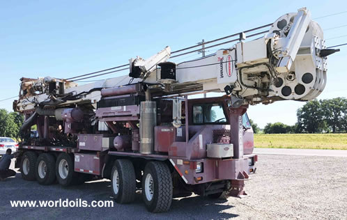 Schramm T130XD Land Drilling Rig for Sale