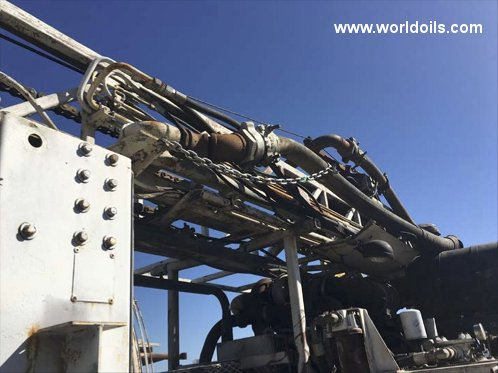 Schramm T450 Drill Rig for Sale in USA