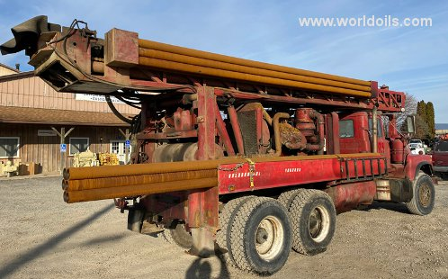 Schramm T64HB Drill Rig for Sale in USA