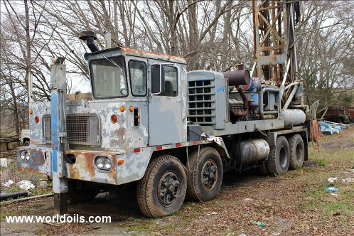 Schramm T985 Drilling Rig for Sale