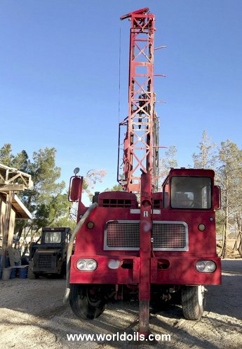 Schramm T985HA Rotadrill Drilling Rig - 1977 Built for Sale