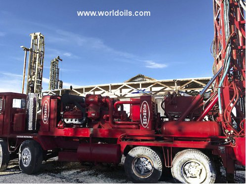 Schramm T985HA Rotadrill Rig for Sale