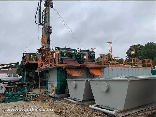 2013 Built Schramm TXD Drill Rig & Package for Sale