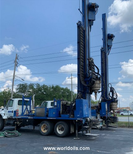 Sonic SDC500-29P Drilling Rig for Sale