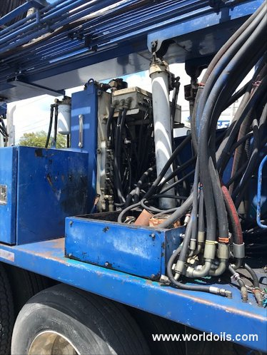 Sonic SDC500-29P Used Drilling Rig for Sale