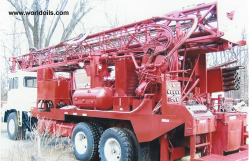 Speedstar 30K Drilling Rig for Sale