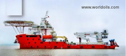 Subsea Support Maintanance Vessel for Sale