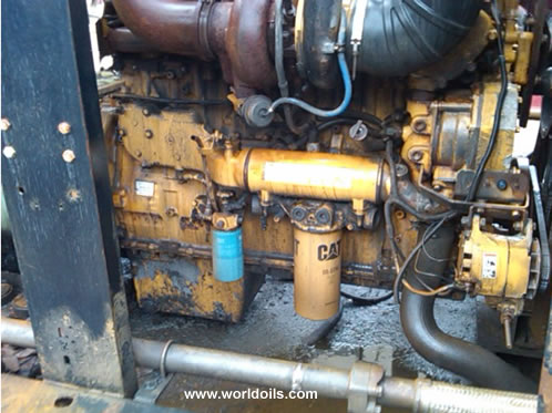 Used Sullair 1150XHDOPFR Air Compressor