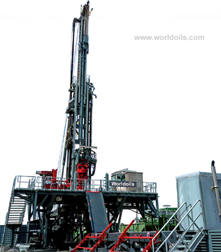 1500hp Hydraulic Land Drilling Rigs