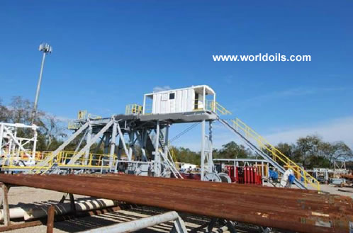 Trailer Mounted Drilling Rig for Sale