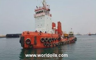 Twin Screw Tugboat - For Sale