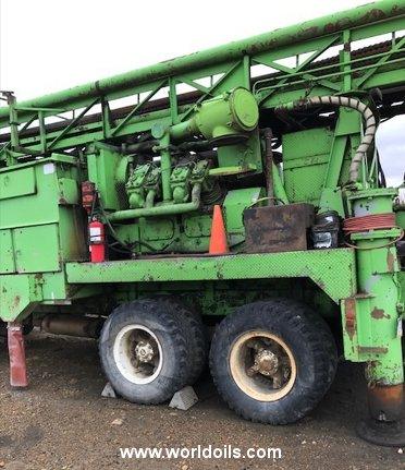 Used Chicago Pneumatic Drilling Rigs for Sale