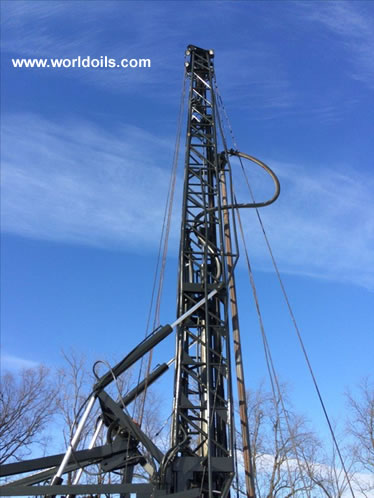 1970 Built Used Drill Rig for Sale