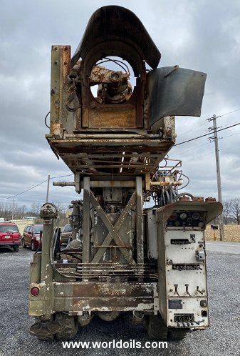 Drilling Rig - Driltech D40K - For Sale
