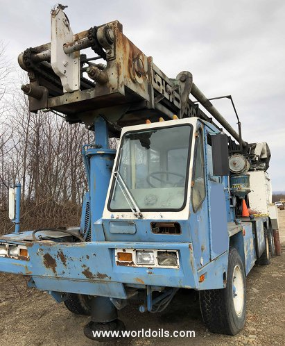 Used Drilling Rig - Chicago Pneumatic for Sale