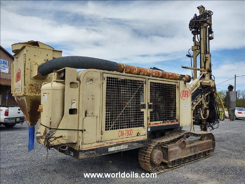 Used Drilling Rig - Ingersoll-Rand CM-780D Blasthole