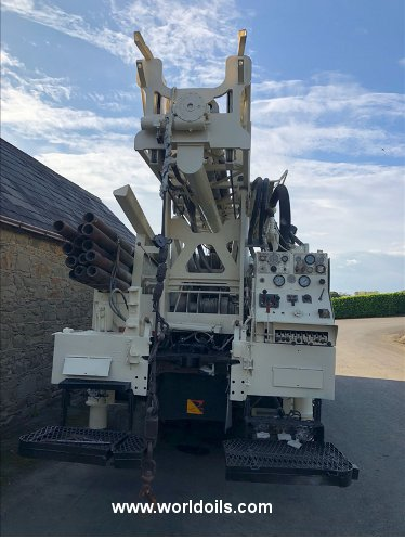 Used Drilling Rig - Ingersoll-Rand TH60 Drill Rig