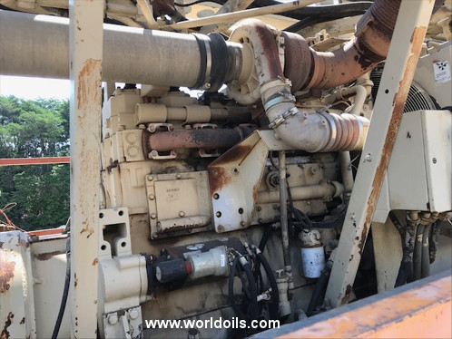 Used Drilling Rig 2006 Built for Sale