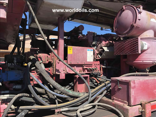 Drilling Rig - Schramm T130XD - For Sale