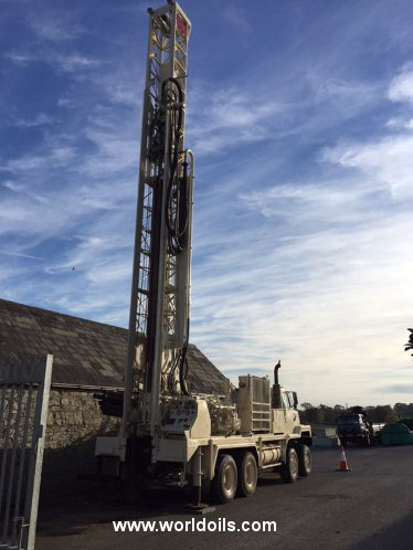 Used Ingersoll-Rand Drill Rig for Sale