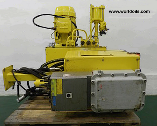 2013 built Outreach Offshore Hydraulic Access Basket for Sale