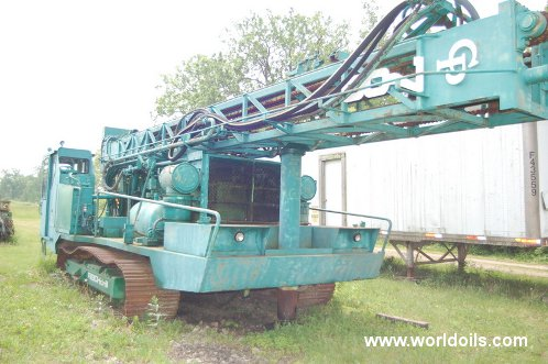 Used Reichdrill Drilling Rig for Sale