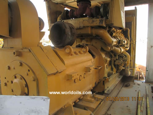 10,000 Capacity Drilling Rig for Sale in USA