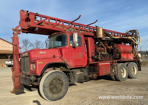 1978 Built Schramm T64HB Drilling Rig for Sale