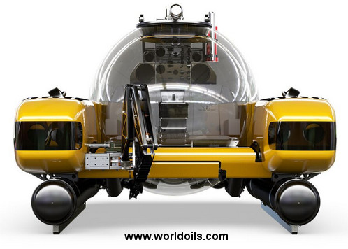 Adventure Submersible - 2 Pax - For Sale