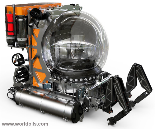 Submersible - 3 Pax - For Sale