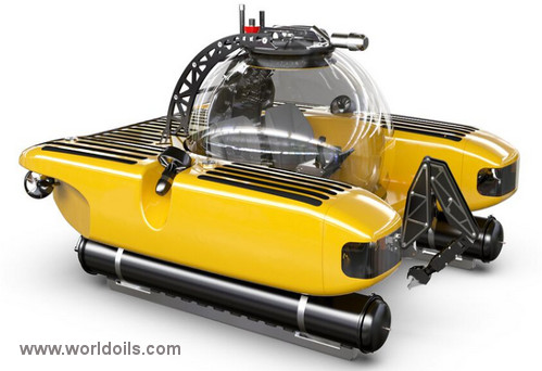 305M Depth Submersible for sale